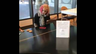 Lil Pump playing piano (funny)