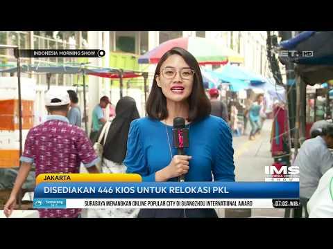 Live Report, Jembatan Multi Guna Tanah Abang Mulai Diuji Coba- IMS Mp3