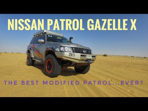2019 Nissan Patrol Gazelle X IN-DEPTH Review: The King Of Y61s!