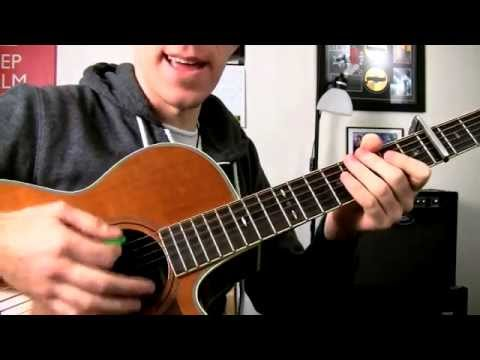 How To Play Pokerface ★ Lady Gaga Guitar Lesson - Easy Acoustic Songs