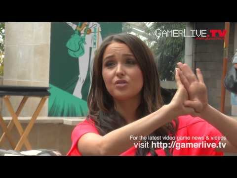 Comic-Con Tomb Raider Camilla Luddington Talks About Being New Lara Croft