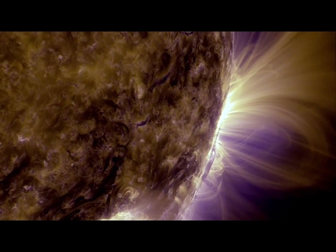 Fermi Sees Gamma Rays from Far Side Solar Flares Science at NASA