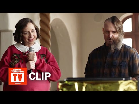 The Last Man on Earth S04E16 Clip | 'Tandy Tries To Karaoke With Carol' | Rotten Tomatoes TV