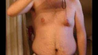 8 months Body Transformation