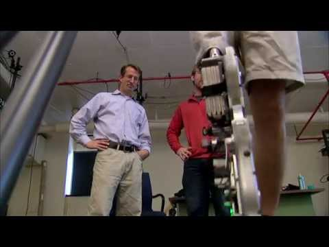 Bionic Leg Makes Amputee Faster on His Feet - Science Nation