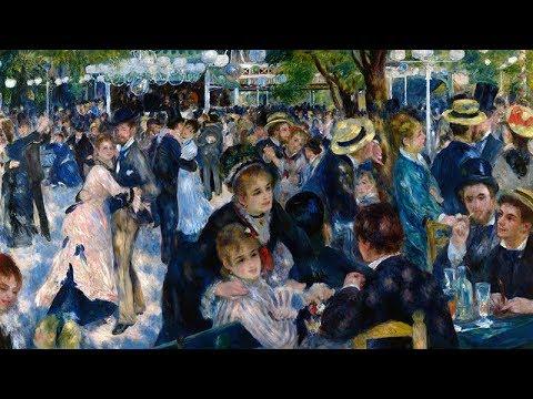Auguste Renoir (3) - Sensualité De La Lumière