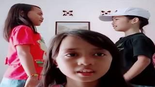 Tik Tok Super Kids Jaman Now #Nyeleneh Aneh ROMANTIS Baperan