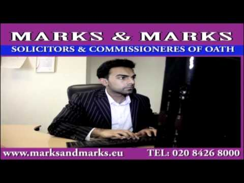 MARKS AND MARKS SOLICITORS UK