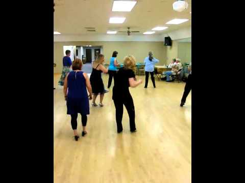 Do The Hustle Line Dance Mvi 6569 Avi Youtube