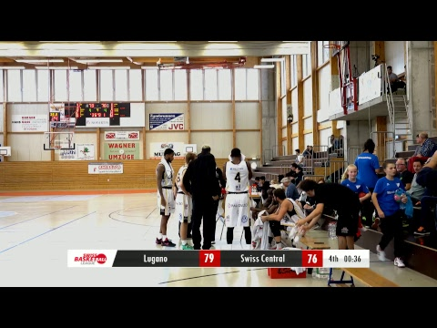 Novartis Cup: Lugano vs Central