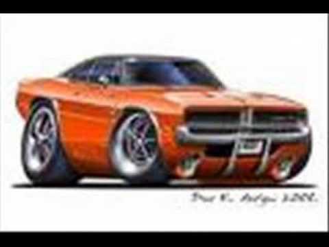 cool cartoon cars - YouTube