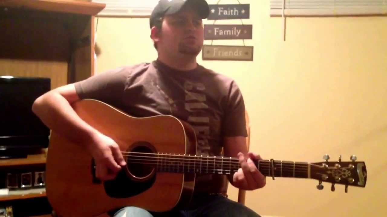 Jake Vanover-Building Bridges by Brooks and Dunn - YouTube