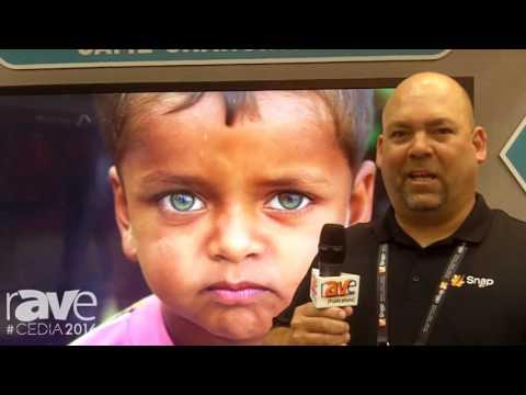 CEDIA 2016: SnapAV's SunBriteTV Launches Affordable Veranda Outdoor TV Series