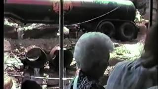 The original Disney/MGM Studios tram tour 1990.