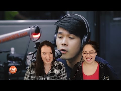Reymond Sajor Nothing's Gonna Change My Love For You Wish FM Reaction Video
