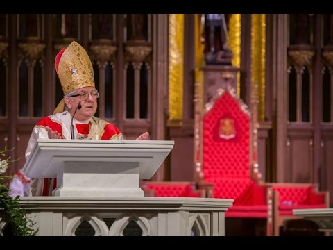 Homily at St. Michael's Cathedral Basilica Rededication