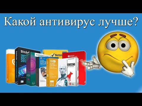 Какой антивирус лучше для Windows?