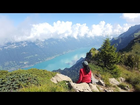 Day Trips In Switzerland (Zermatt, Lake Brienz, Montreux)