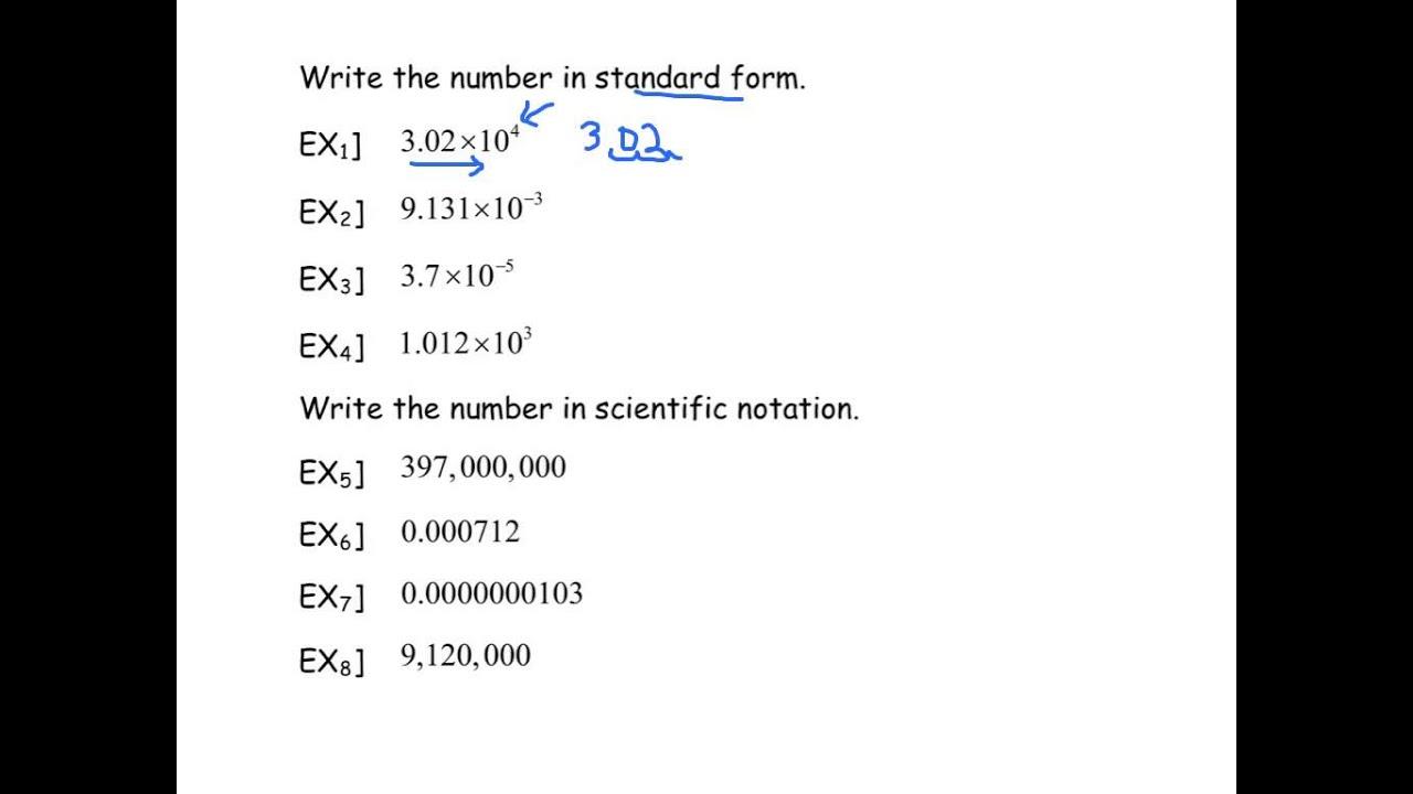 104 scientific notation part 1 youtube 104 scientific notation part 1 falaconquin