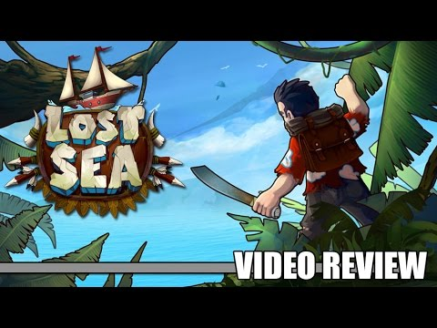 Review: Lost Sea (PlayStation 4, Xbox One & Steam) - Defunct Games