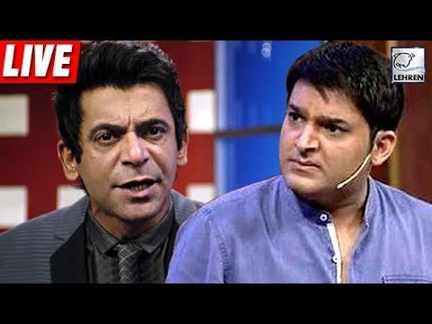 Kapil Sharma And Sunil Grover Fight FULL STORY