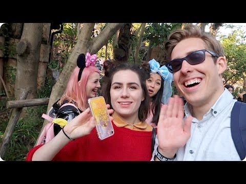Tokyo Disneysea |  Evan Edinger Travel