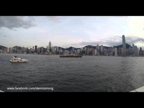 【Hong Kong One Hour】Victoria Harbour 尖沙嘴海邊
