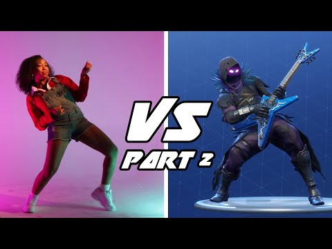 Professional Dancers Try The Fortnite Dance Challenge Part 2  Professionals Play