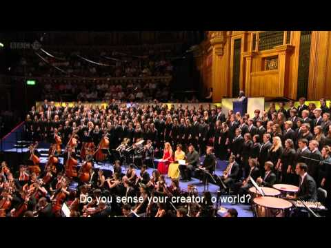 Beethoven Symphony No. 9 - Mvt. 4 - Barenboim/West-Eastern Divan Orchestra