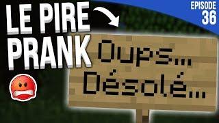J'AI PRÉPARÉ LE PIRE PRANK DE TOUT LE SERVEUR... | Minecraft Moddé S4 | Episode 36