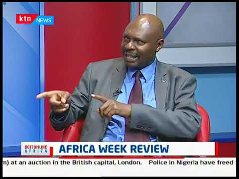 Africa Week Review with Dr. Kenneth Kambona on the current events in Africa | BOTTOMLINE AFRICA