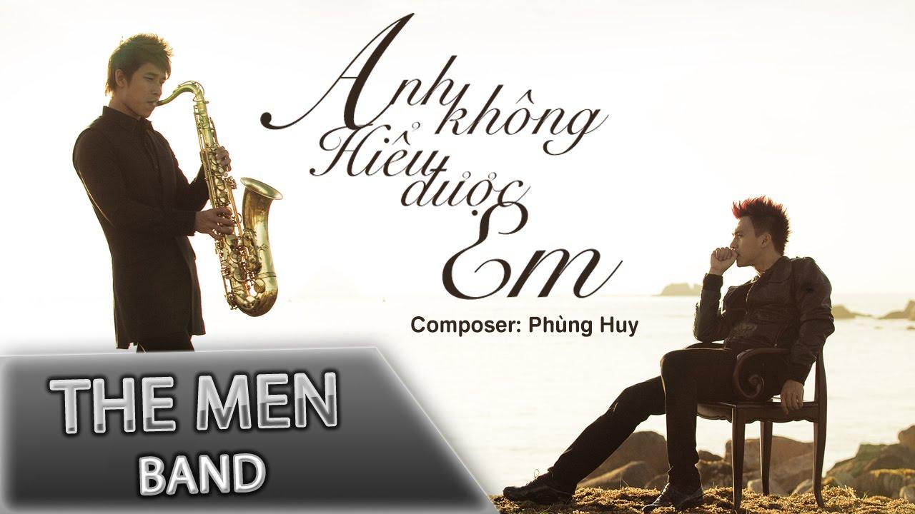 The Men - Anh Không Hiểu Được Em (Official Audio)