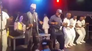 Koffi Olomide feat Fally Ipupa Fouta Djallon et Selfie et Kalembe Lembe #10ansdeCarrièredeFallyIpupa