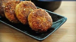 Sweet Potato Cutlet Recipe, SakkaraiValli Kizhangu Cutlet in 30 mins