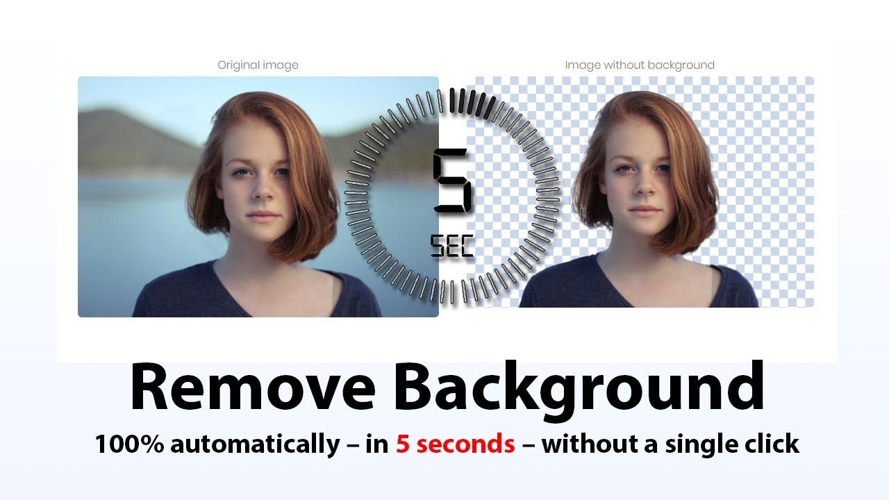 Remove Image Background in 5 seconds - Hasi Awan
