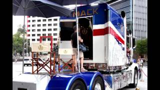 Fit for a Sultan: World's most expensive Mack truck unveiled in Brisbane
