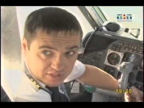 видео: Один день в самолете ЯК-42