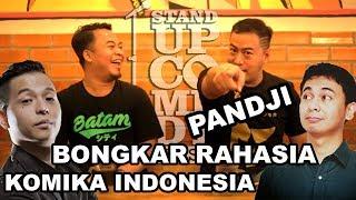 NGASO Rahasia Stand Up Comedy Indonesia sama Pandji Pragiwaksono