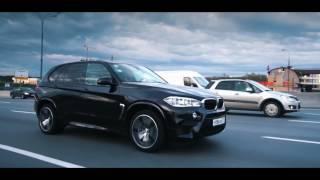 BMW X5 F85 Movie (Powerslides)
