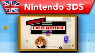 Ultimate NES Remix - Launch Trailer (Nintendo 3DS)