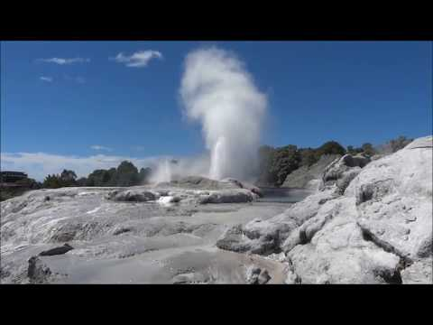Rotorua  Geothermal and Volcanic City