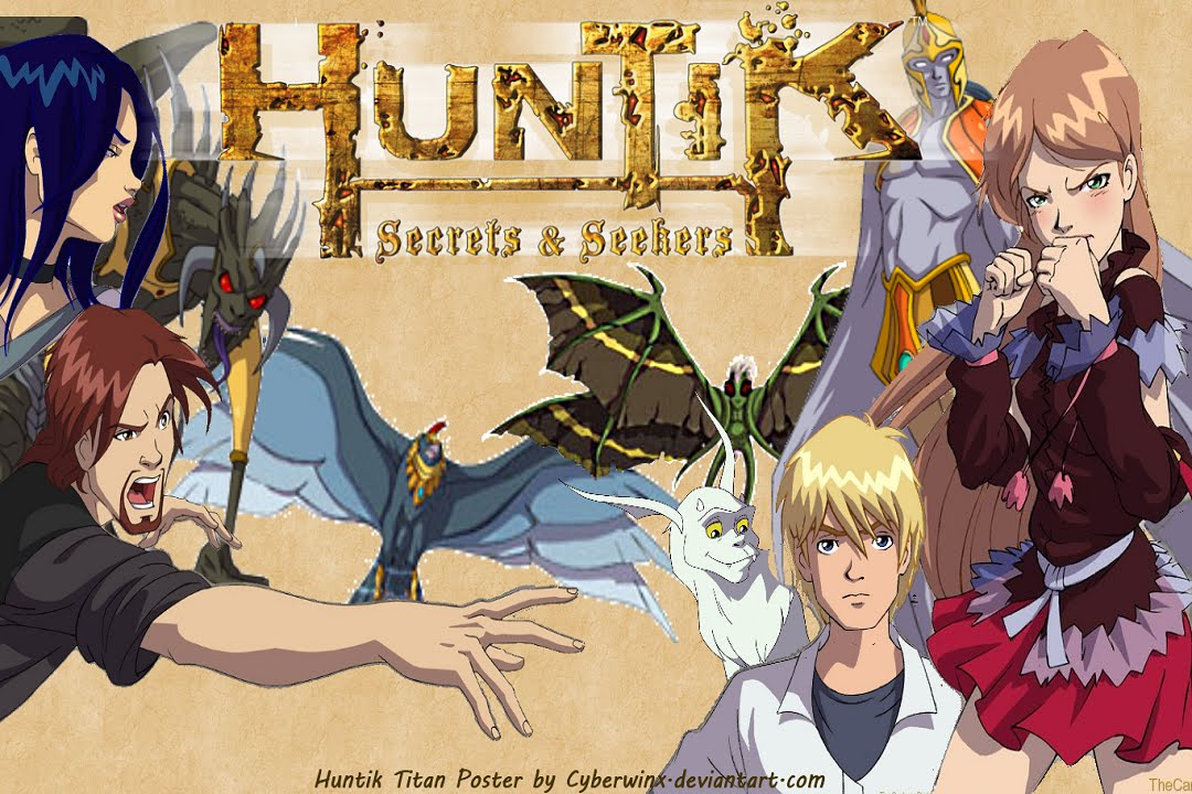 Watch Huntik: Secrets and Seekers Online - losmovies.pro