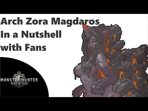 Arch Zora Magdaros in a Nutshell with Fans