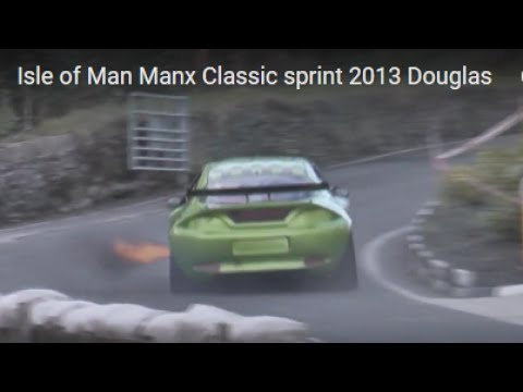 Isle of Man Manx Classic sprint 2013 Douglas