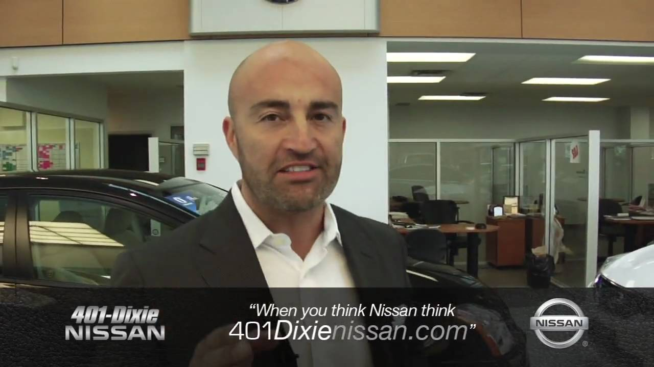 401 Dixie Nissan - YouTube