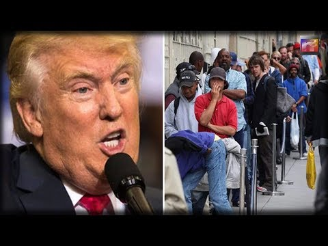 Welfare Leeches Just GOT HORRIBLE News From President Trump - THE PARTY IS OVER
