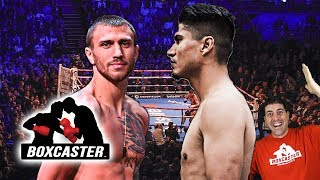 Boxing News Live: Mikey vs. Loma, AJ vs. Wilder, Kell Brook and More! | BOXCASTER