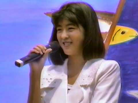 19890528第62回東京大学五月祭歌謡曲研究会ステージ(中山忍)