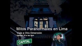 MITOS PARANORMALES DE LIMA