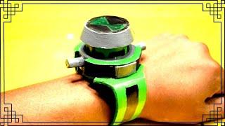 Make a Ben 10 Alien Force Omnitrix ( recalibrated ) watch - DIY